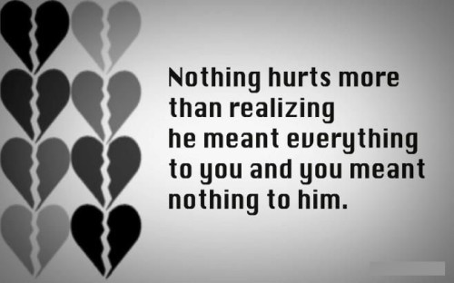 Very Sad Love Quotes For Him : Very Sad Love Quotes For Him Images & Pictures - Becuo